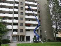 Bauwerksuntersuchung Fassade Balkone